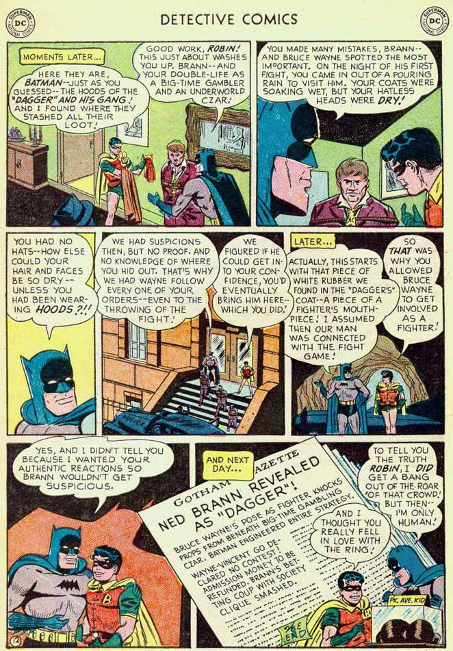 Read online Detective Comics (1937) comic -  Issue #174 - 14