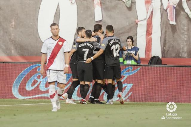 Crónica Rayo Vallecano 1 - Sevilla FC 4