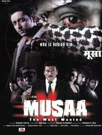 Musaa The Most Wanted 2010 Hindi 720p WEBRip 1GB