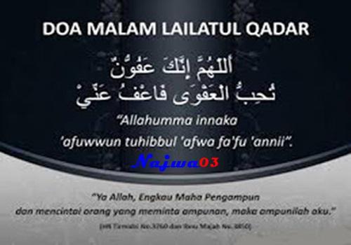 Contoh Teks Singkat Khutbah Jum'at Lailatul Qadar