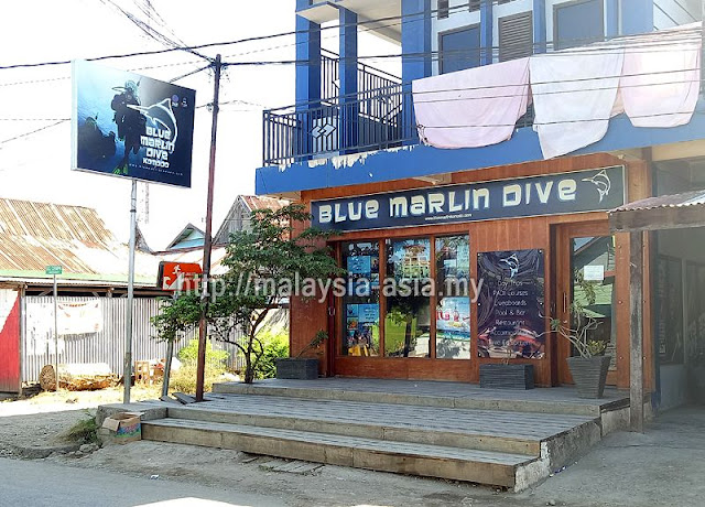 Blue Marlin Dive Komodo