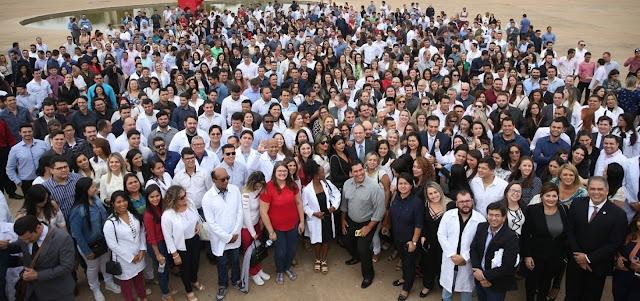 Mais Médicos: 30% dos profissionais ainda não se apresentaram nos municípios