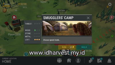 Cara Menyelesaikan Event Smuggler's Camp di Last Day on Earth: Survival