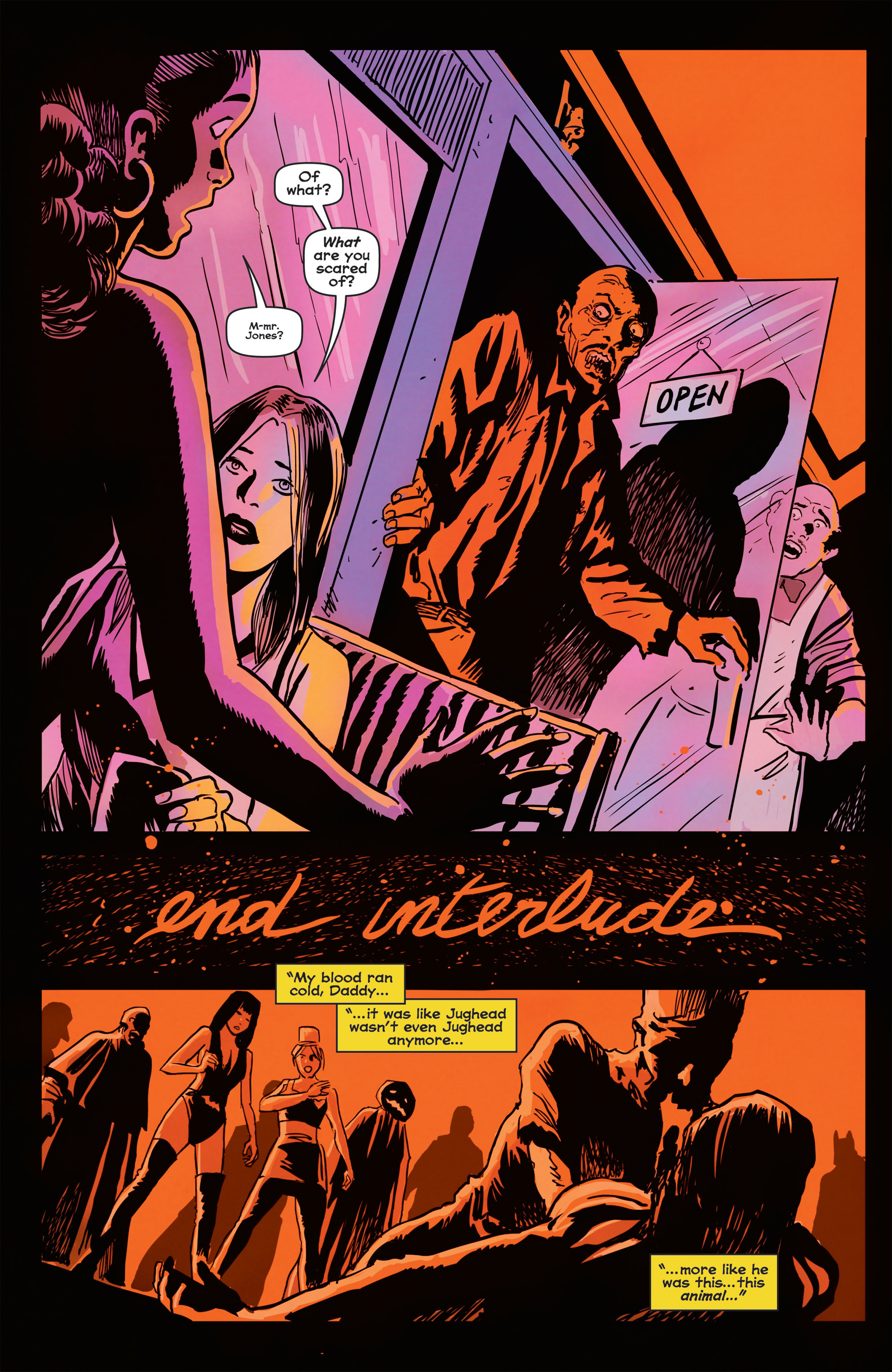 Read online Afterlife with Archie comic -  Issue #2 - 13