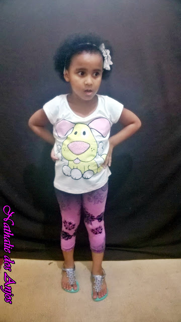 Achegue-se! Look do dia - Infantil