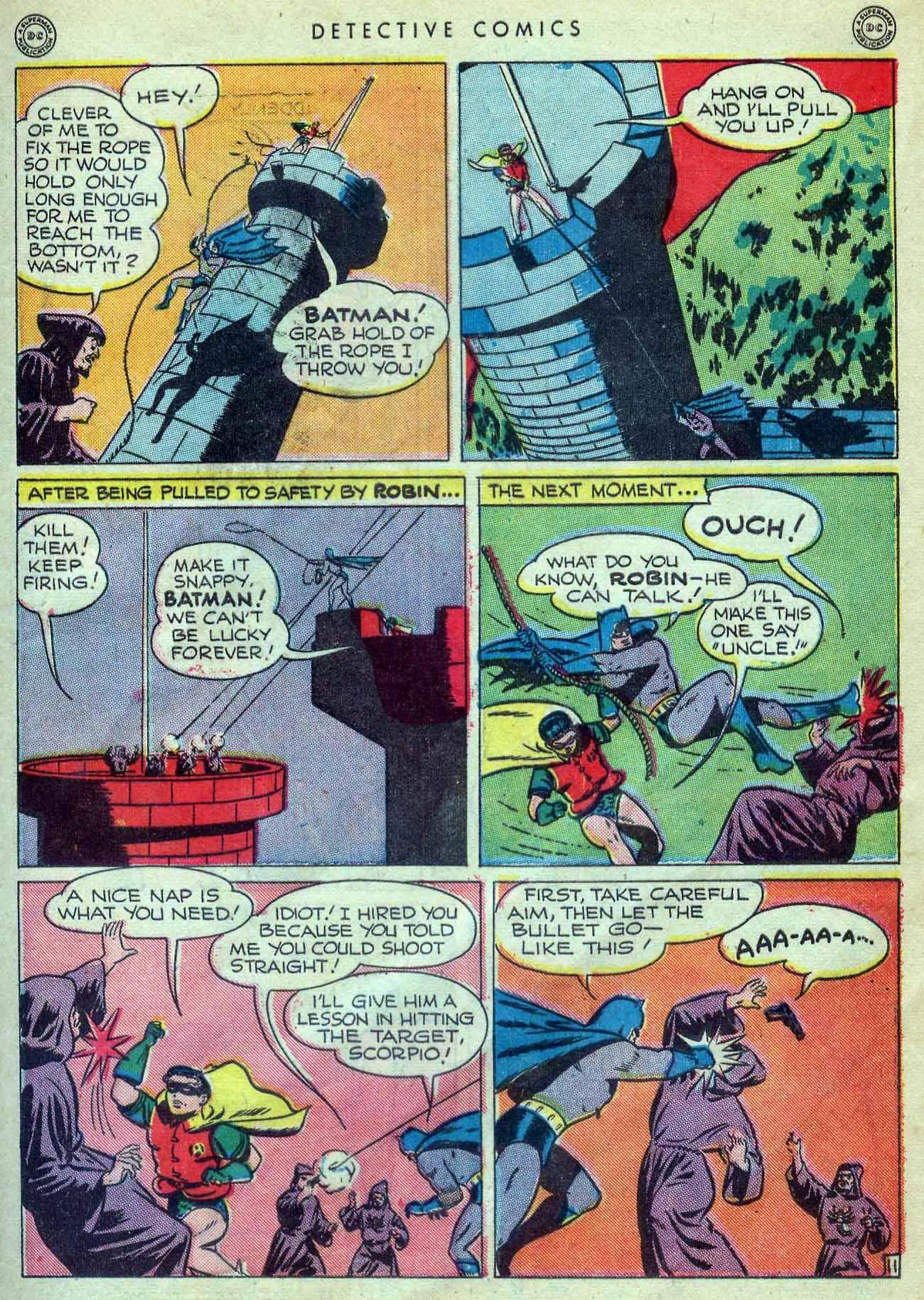 Detective Comics (1937) 107 Page 12