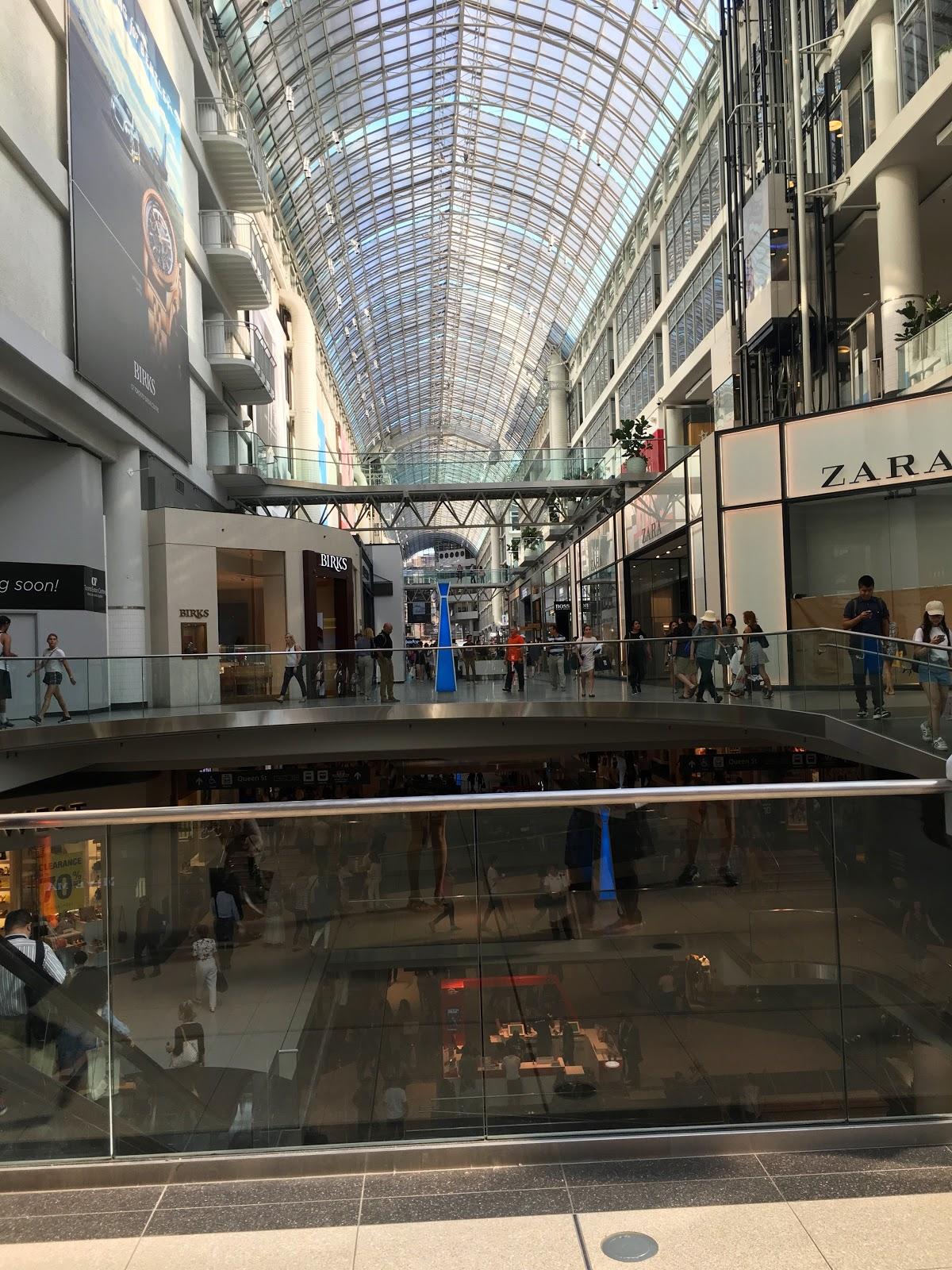 Toronto Eaton Centre | Akinokiki
