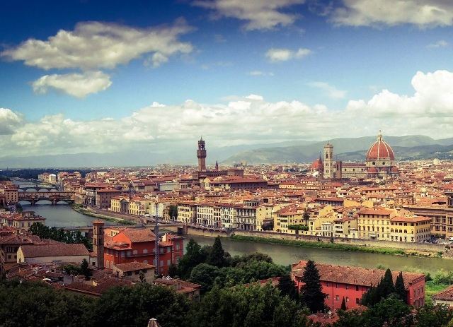 que ver en Florencia en 1 dia