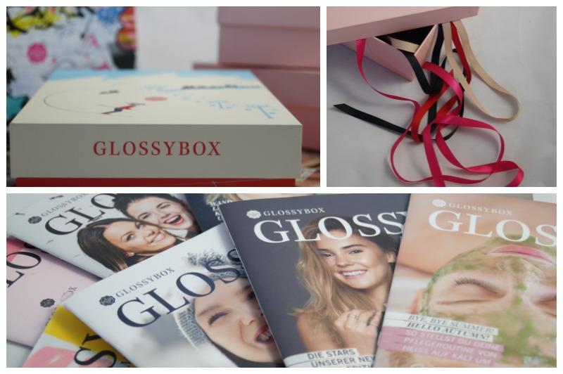 Rückblick - Mein Glossybox Jahr 2016