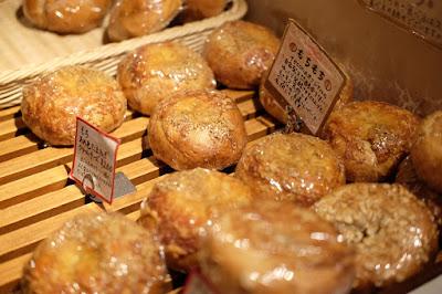 東京・代々木八幡のベーグル屋 tecona bagel works もちもち