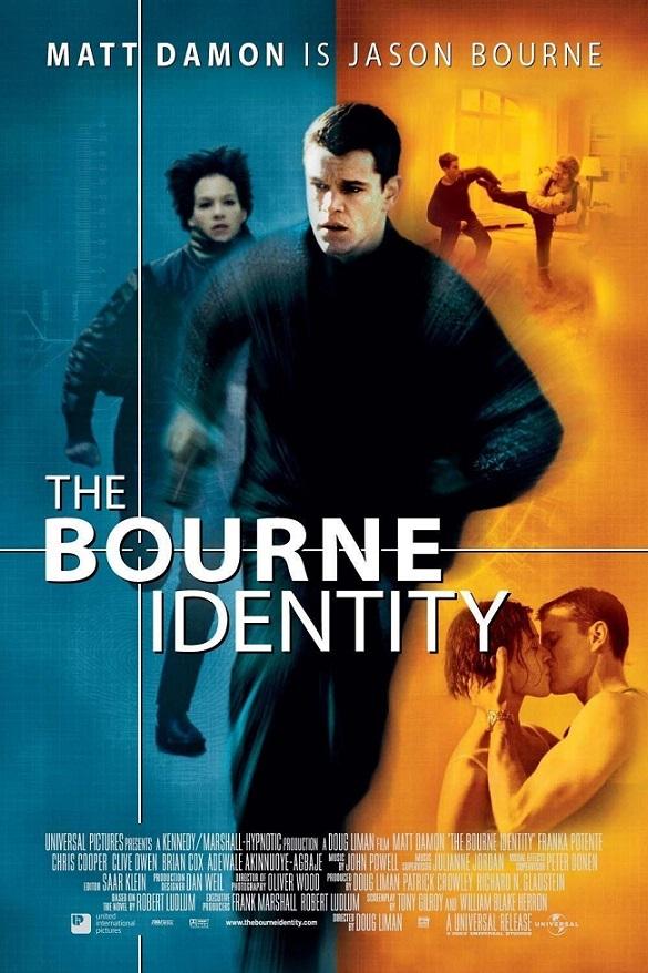 فیلم دوبله: بورن 1 - هویت بورن (2002) The Bourne Identity