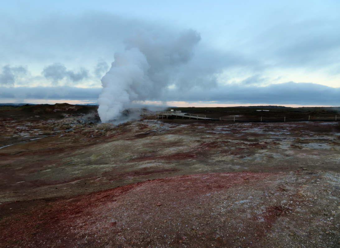Рейкьянес, Исландия