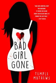Bad Girl Gone by Temple Mathews