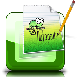 Notepad plus plus Image