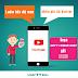 Miễn phí 3G, 4G xem Youtube với gói cước Viettel