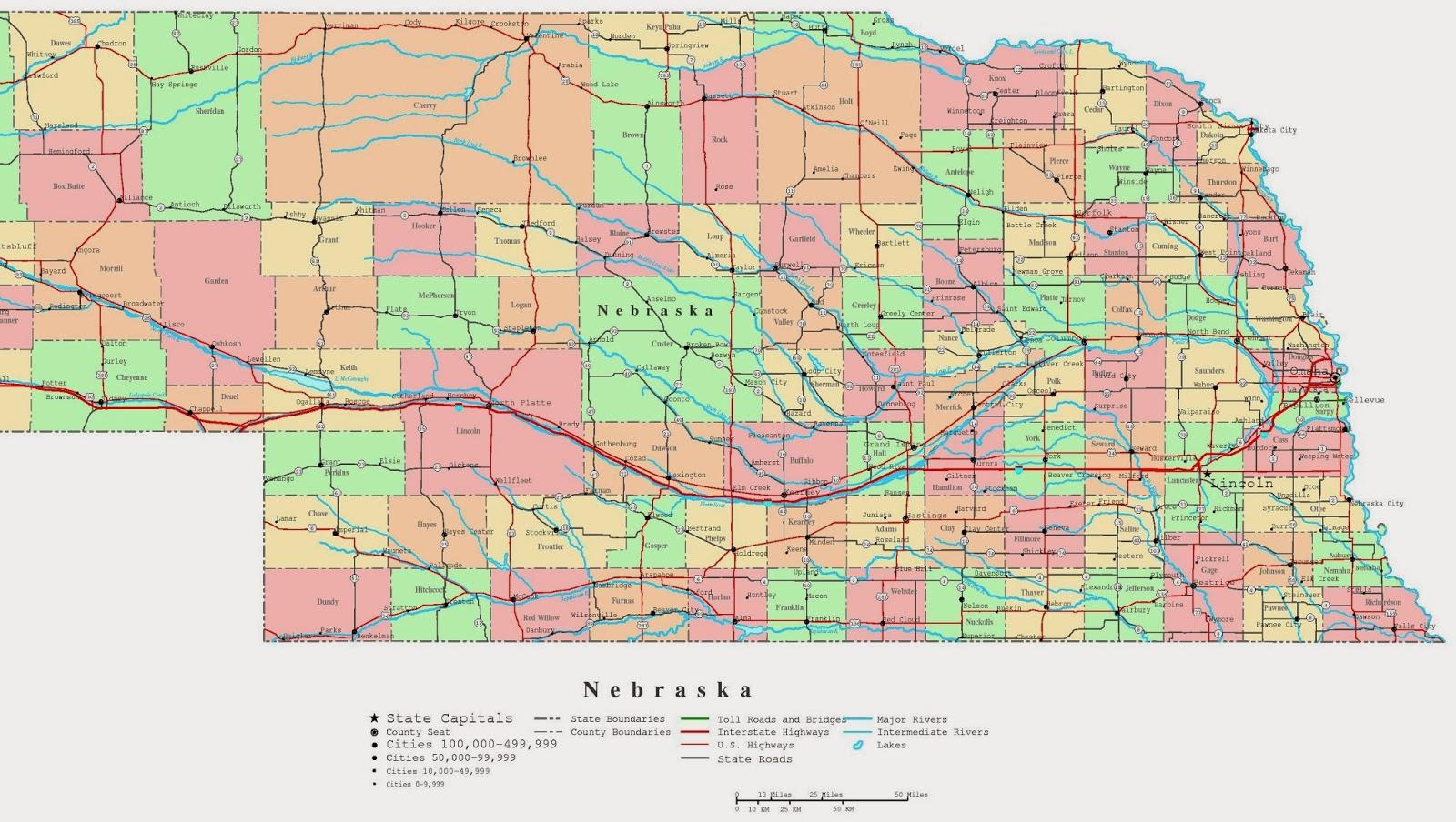 Nebraska | State of Nebraska