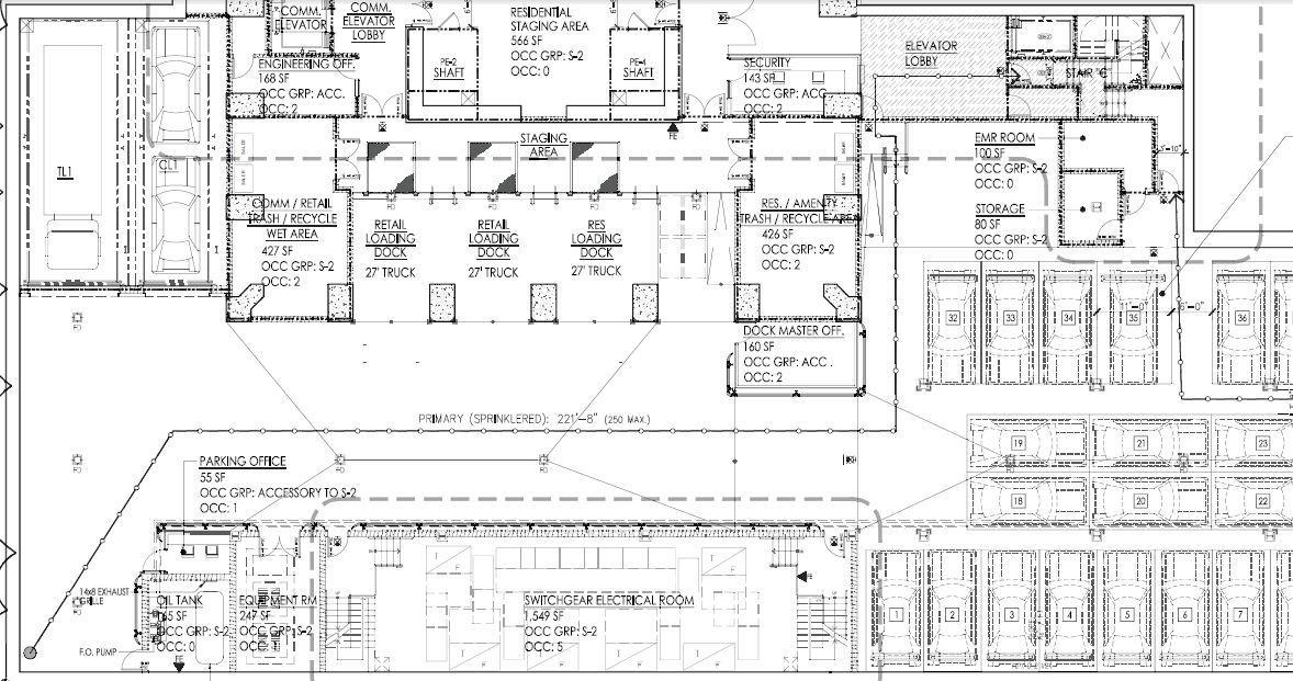 432 Park Avenue Floor Plans And December Construction