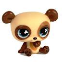 Littlest Pet Shop Bear V1 Generation 2 Pets Pets