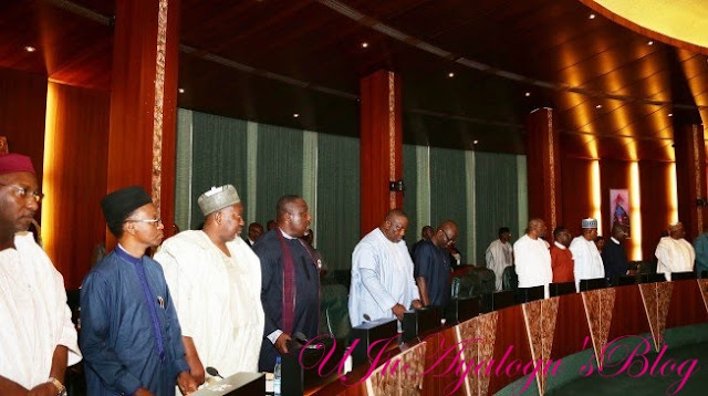 Plateau: Nigerian governors threaten to force Buhari to fire security chiefs