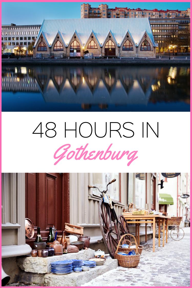 48 Hours In Gothenburg