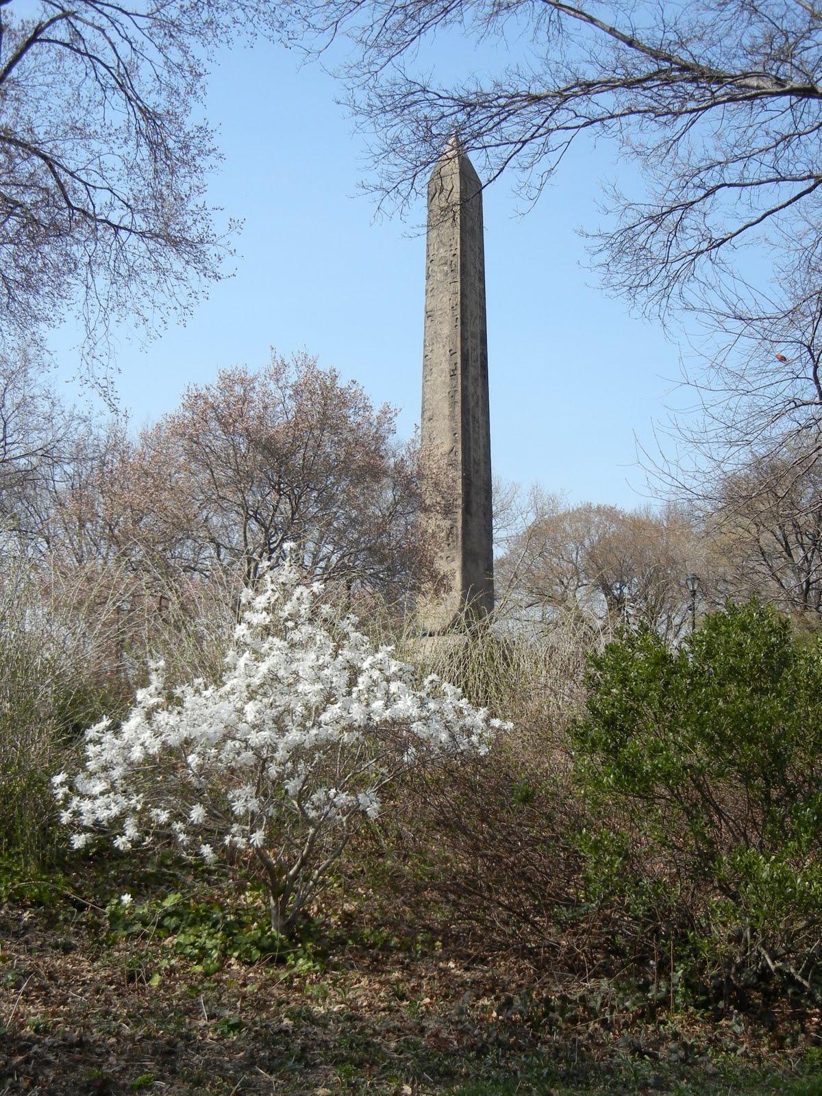 Cleopatra Ornate Traditional Cherry Formal Dining Room: Obelisk Decorating: Obelisks In The Garden
