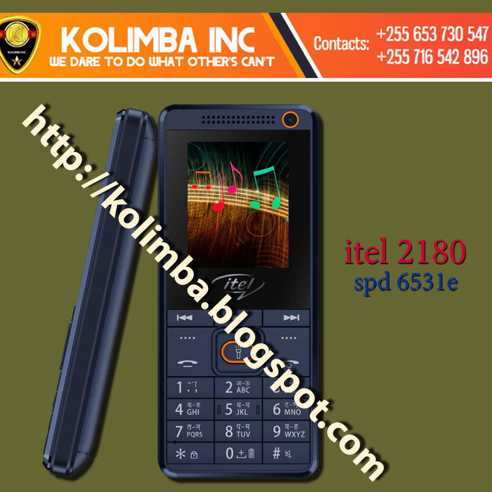 ITEL 2180 SPD 6531E FLASH FILE AND IT'S TOOL FREE DOWNLOAD