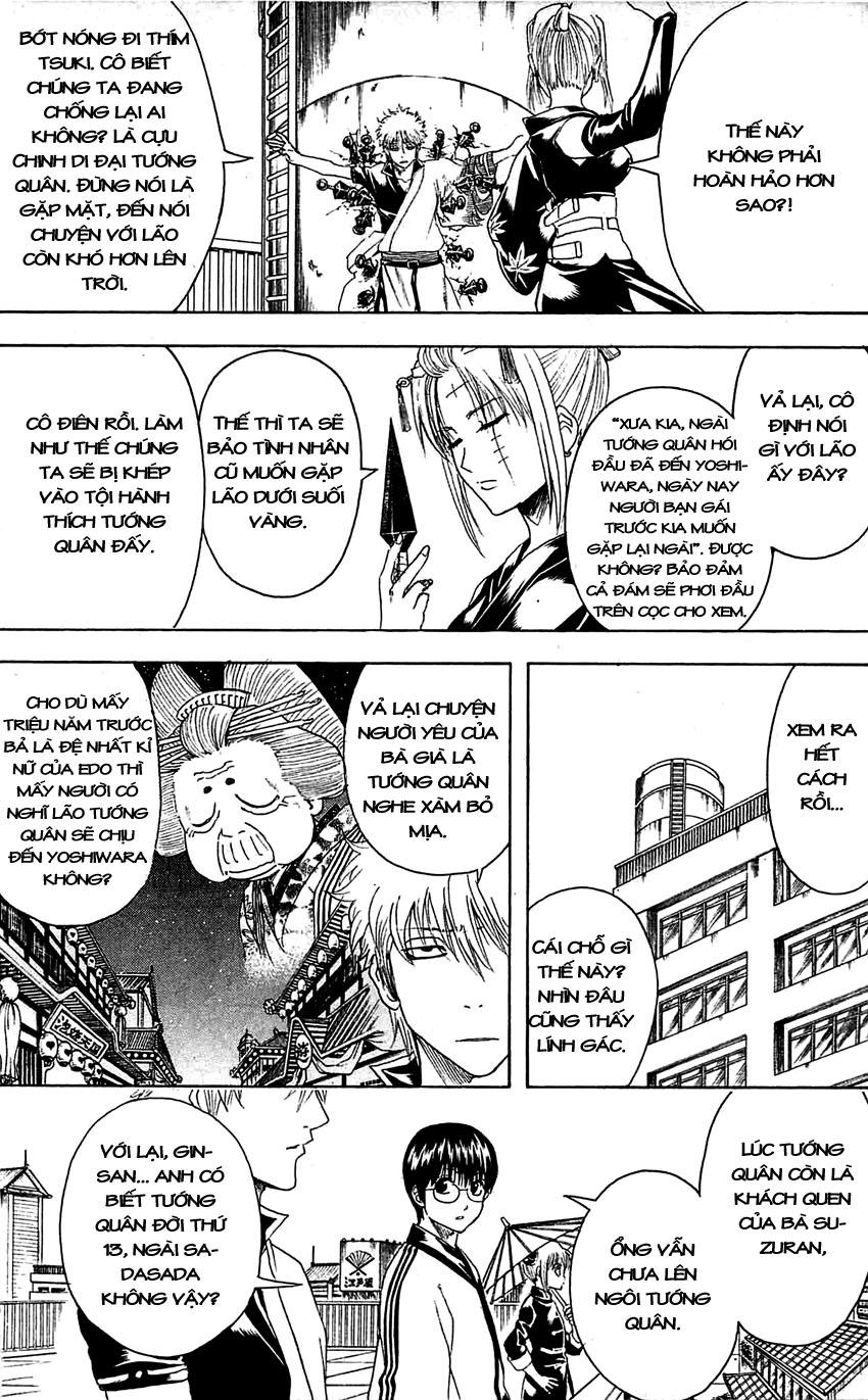 Gintama Chap 387 page 3 - Truyentranhaz.net
