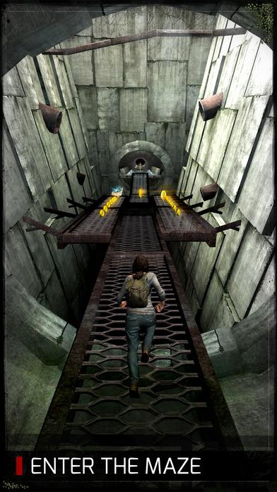 لعبة المتاهة المرعبة The Maze Runner