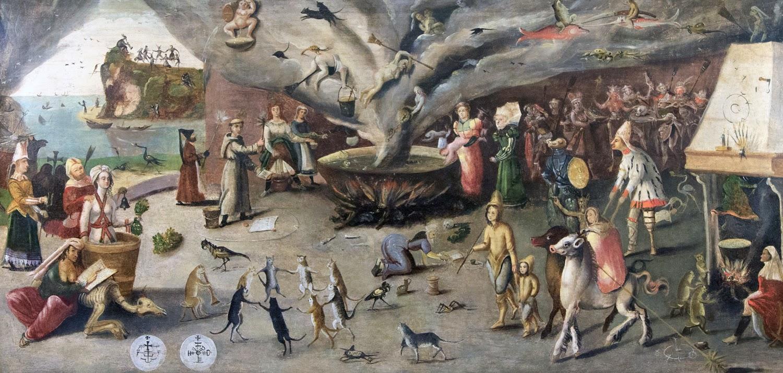 LSD e grano infetto: una teoria sulla caccia alle streghe di Salem