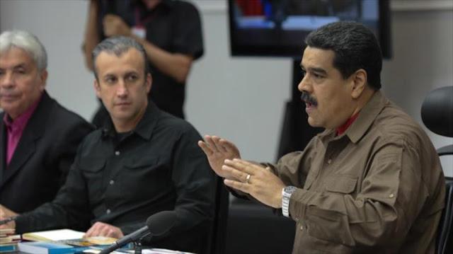 Maduro a EEUU: Tengo la paciencia al límite con sus sanciones