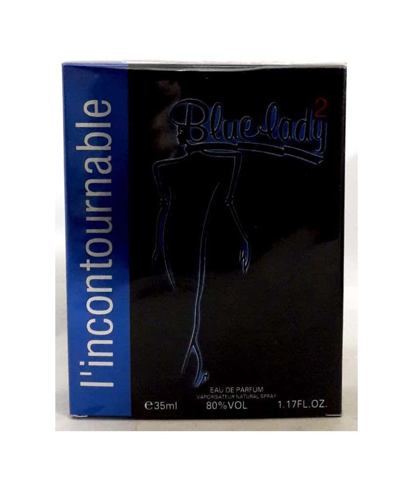 Blue Lady 2 Women Sellion Perfume 35 ML