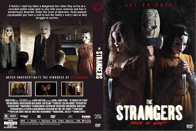 the strangers prey at night dvd cover cover addict