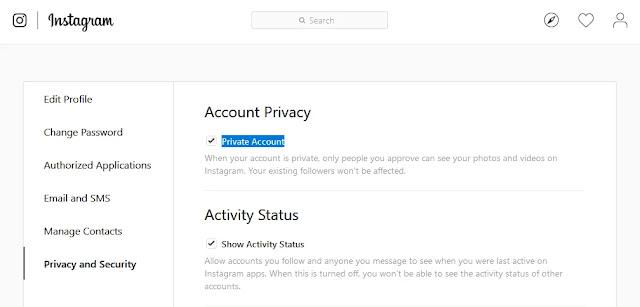 Cara Mudah Menjaga Keamanan Akun Instagram