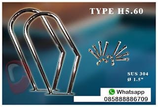 Hand Railing Type H5.60