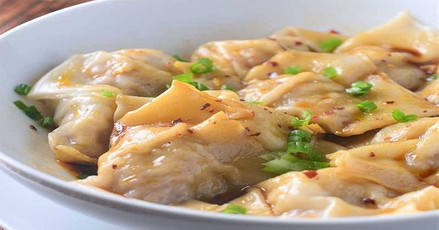 Shrimp And Pork Wonton Recipe