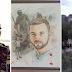 Το συγκινητικό σκίτσο που αποτυπώνει τον Κωνσταντίνο Κατσίφα νεκρό για τα πιστεύω του