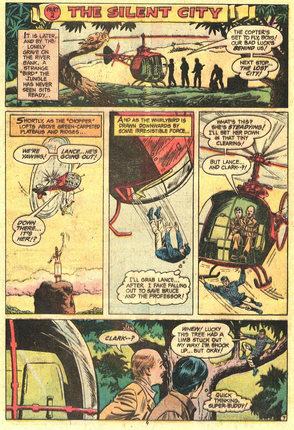 Read online World's Finest Comics comic -  Issue #230 - 9