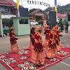 Puti Dayang Bulan Sambut Kasdam II/Swj di Kodim 0417/Krc