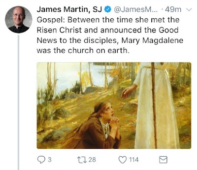James Martin heresy