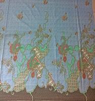 Kain Batik Prima Motif Pola [3718]