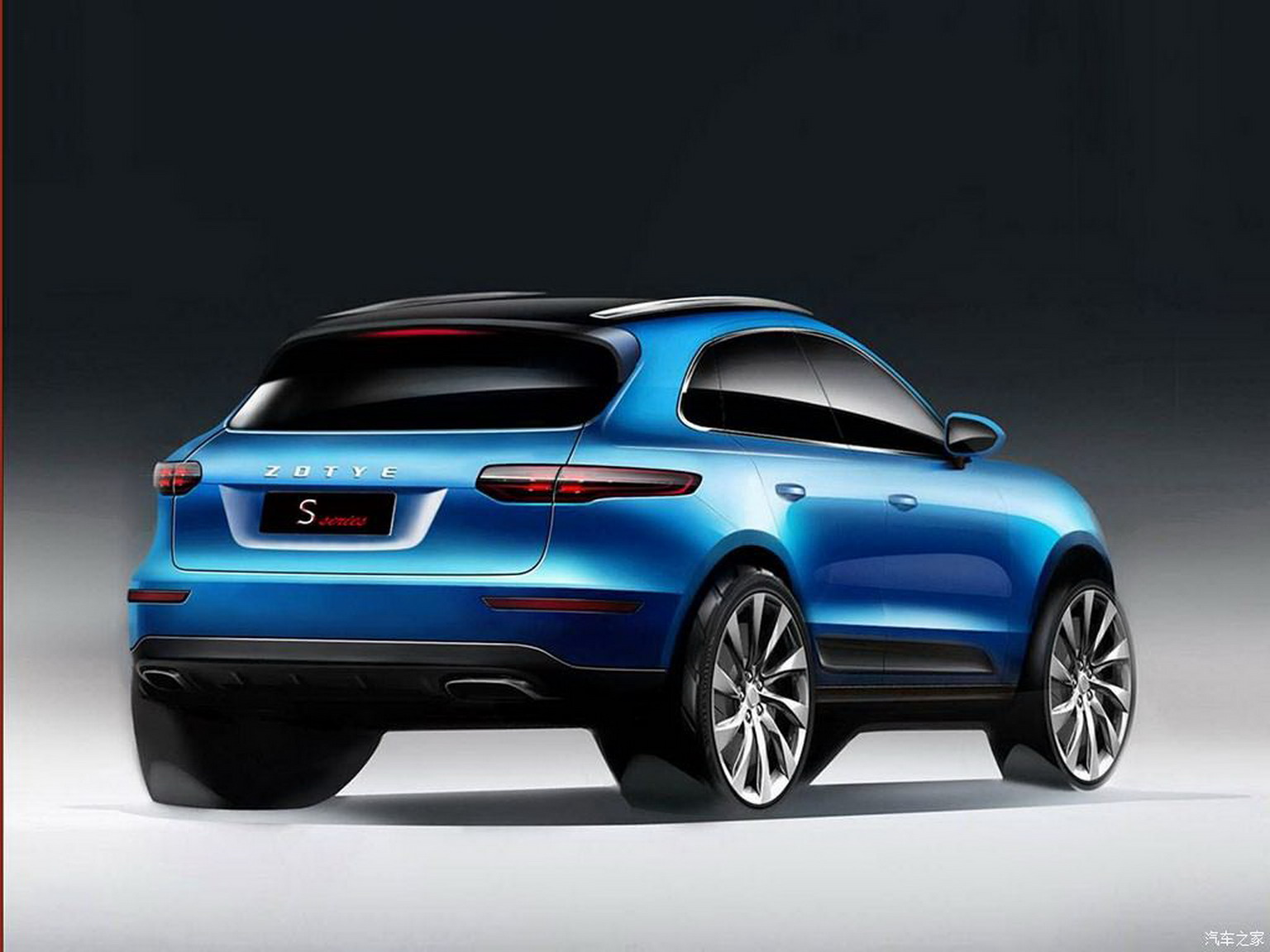 Zotye Brushes Off Porsche, Will Debut SR8 Macan Copy At ...