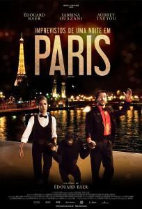[Crítica] Imprevistos de uma noite em Paris e cobertura de pré estreia