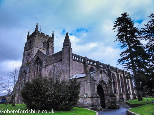 Priory Church Leominster
