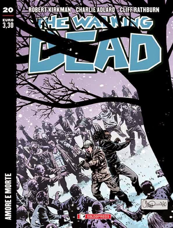 The Walking Dead #20 - Amore e morte