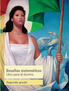 Desafíos Matemáticos Libro para el alumno Segundo grado Libro de Texto Ciclo Escolar 2016-2017