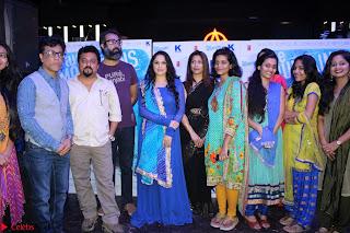 Gracy Singh and Bappi Lahiri   Blue Mountain Music Launch IMG 0529.JPG