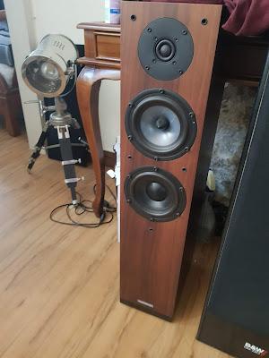 Spendor A5 Floorstand speaker (Used) 20190327_084301