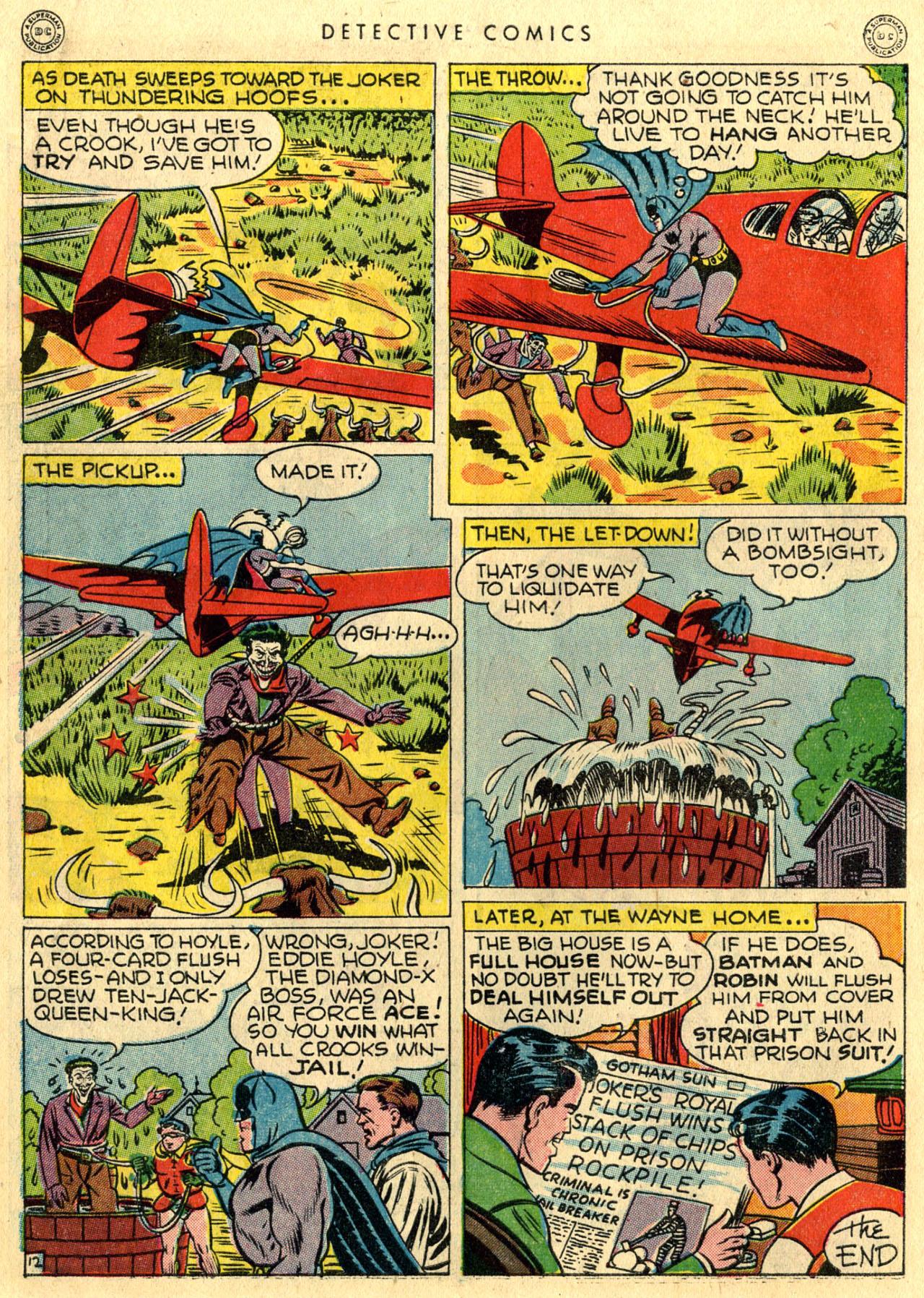 Read online Detective Comics (1937) comic -  Issue #118 - 14