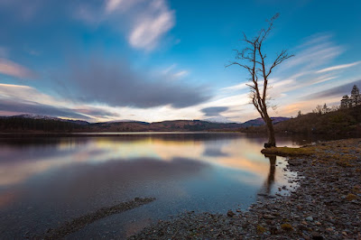 Loch Ard Scotland_by_Laurence Norah-2