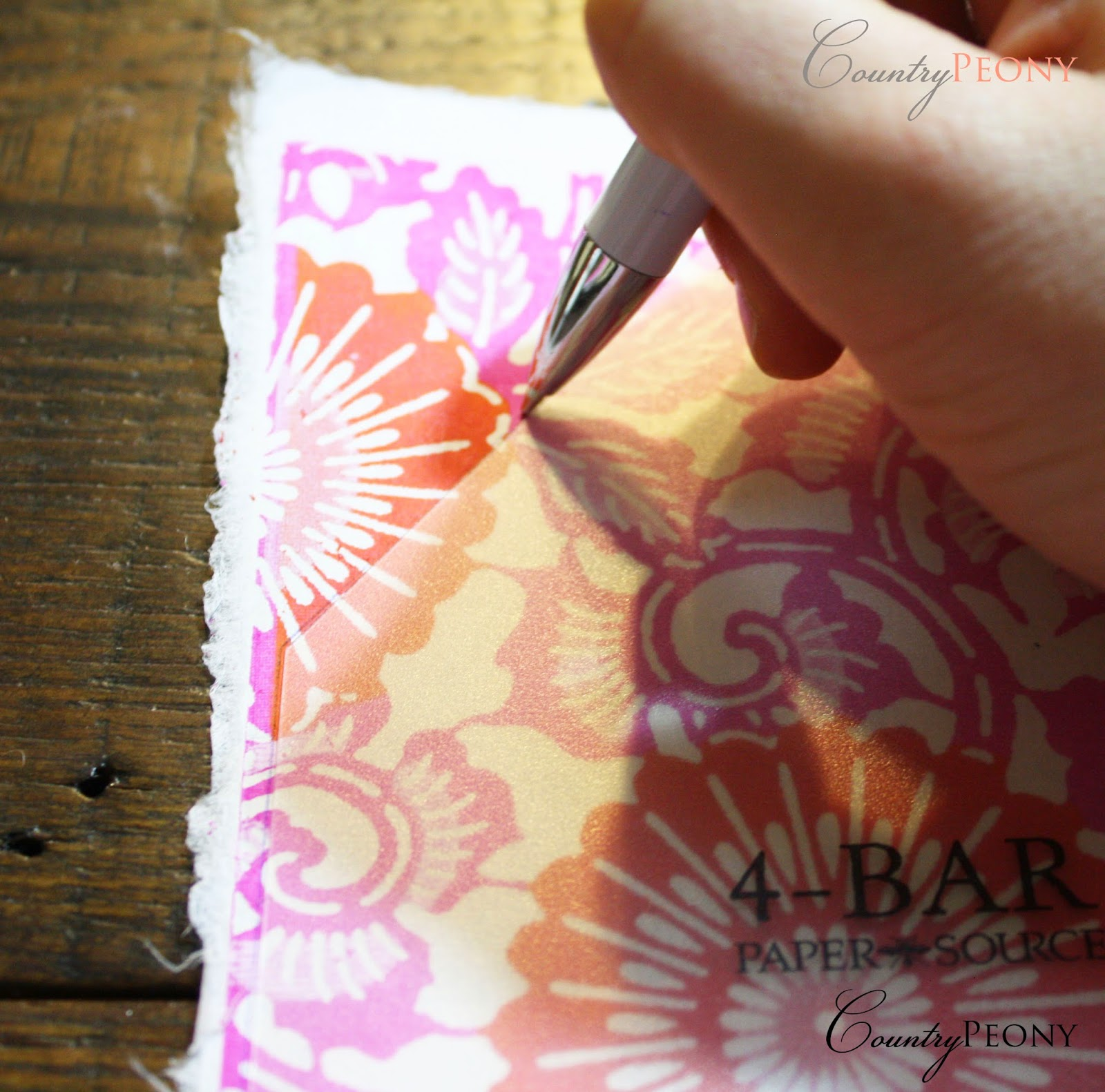 Paper Source Envelope Liner Kit